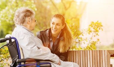 Fürsorgliche Pflege